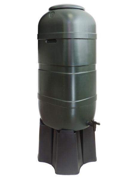 regentonne 100 liter f llautomat mit standfu regentonnen wasserfass fangbecken ebay. Black Bedroom Furniture Sets. Home Design Ideas