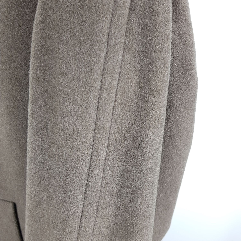 Hugo Boss Wollmantel Herren Gr. 50 Braun Schurwolle Duffle Coat Business  Mantel 2cc7eddd93