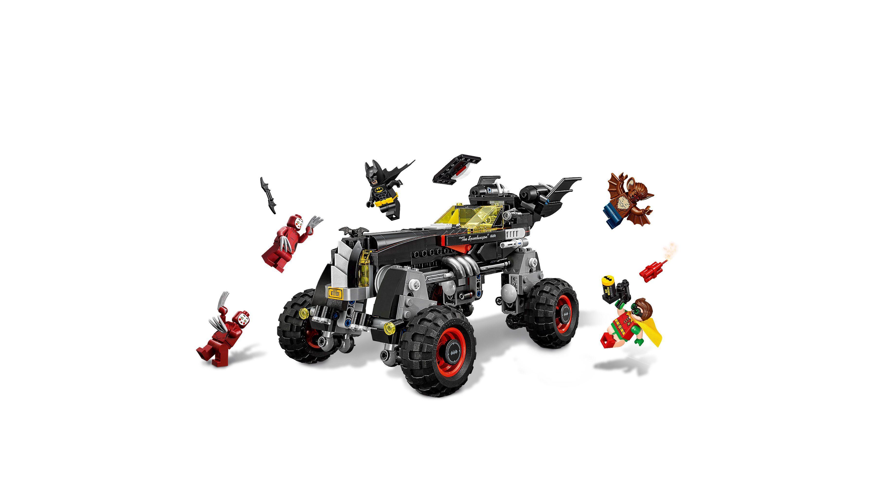 The LEGO Batman Movie 70905 Das Batmobil NEU und OVP   eBay