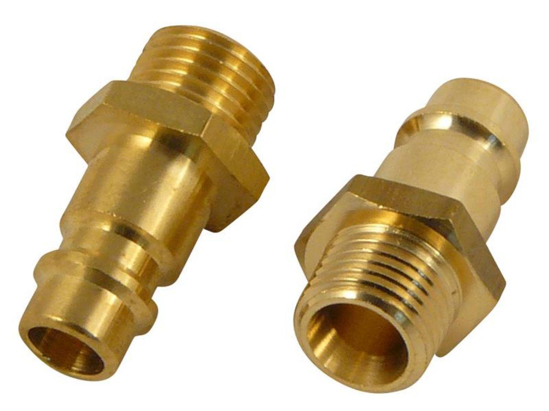 1 x Druckluft Steckkupplung Stecktülle 13 mm Schlauchtülle Schnellkupplung Norm