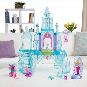 Film- & TV-Spielzeug My Little Pony Kristallkönigreich Spielset Prinzessin Cadance Flurry Heart B5255
