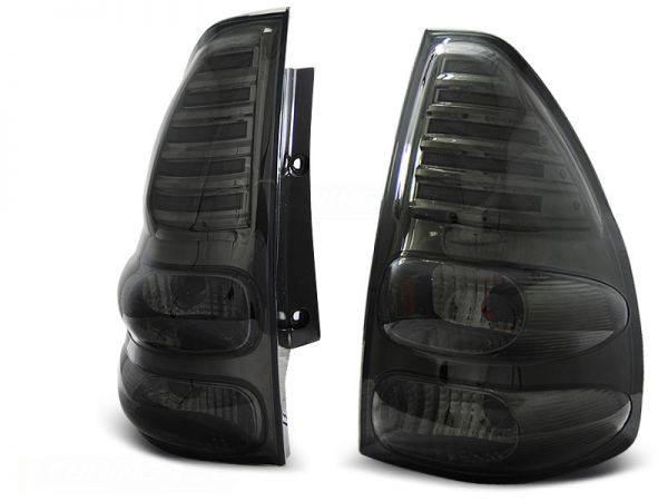 Rot Rückleuchten Set Mercedes Benz W140 BJ 95-10.98 Klarglas Rauch