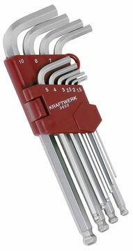 Kraftwerk 3776 14-teilig Bit-Ratschen-Werkzeug-Satz auch fürs Fahrrad