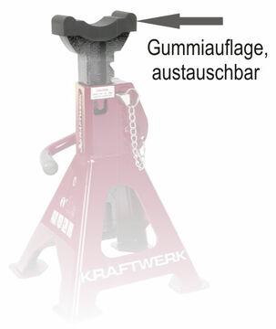 Kraftwerk 3979 3 t Unterstellbock-Paar 280-420 mm