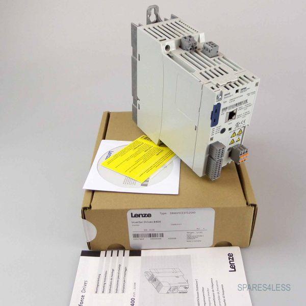 Lenze drives 8400 e 84 avsce 3712sx0 variador 230v 0,37kw stateline C tested