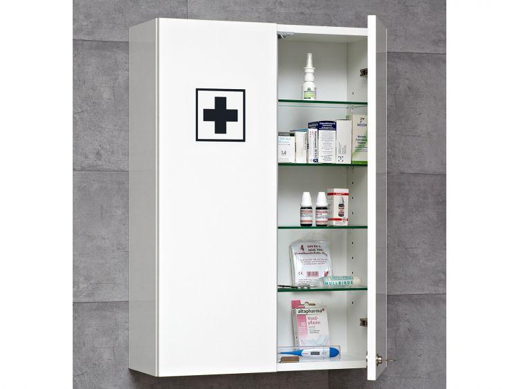 medizinschrank arzneischrank medikamentenschrank hausapotheke badm bel adan i ebay. Black Bedroom Furniture Sets. Home Design Ideas