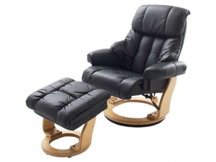 relaxsessel mit hocker tv fernsehsessel sessel stillsessel drehbar carl i ebay