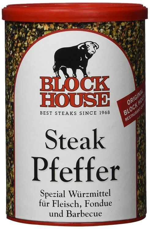 Block House Steakpfeffer