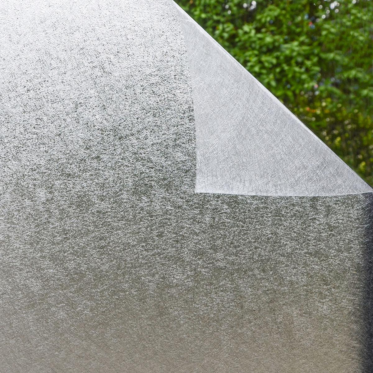 sichtschutz fensterfolie 90x200 cm milchglasfolie. Black Bedroom Furniture Sets. Home Design Ideas