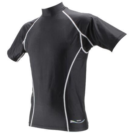 UV-Shirt Erwachsene UPF 50 Damen Herren Badeshirt Tauch-Schwimmshirt Surfshirt