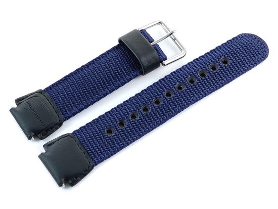 Bracelet montre Casio p. AQW 101B, AQW 101B 2AV textile  y1rMP