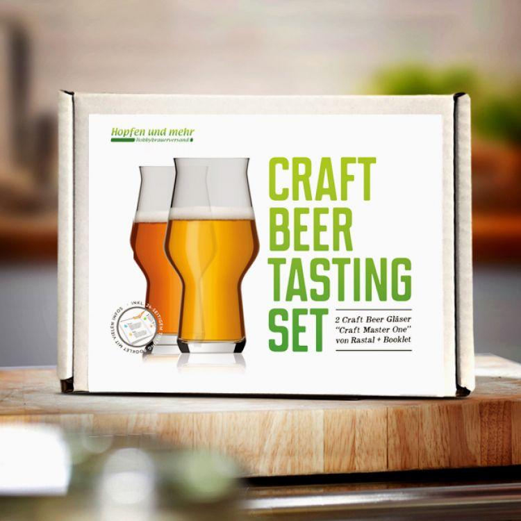 Craft Beer Tasting Set Bier, Wein & Spirituosen Bier Biergläser-set