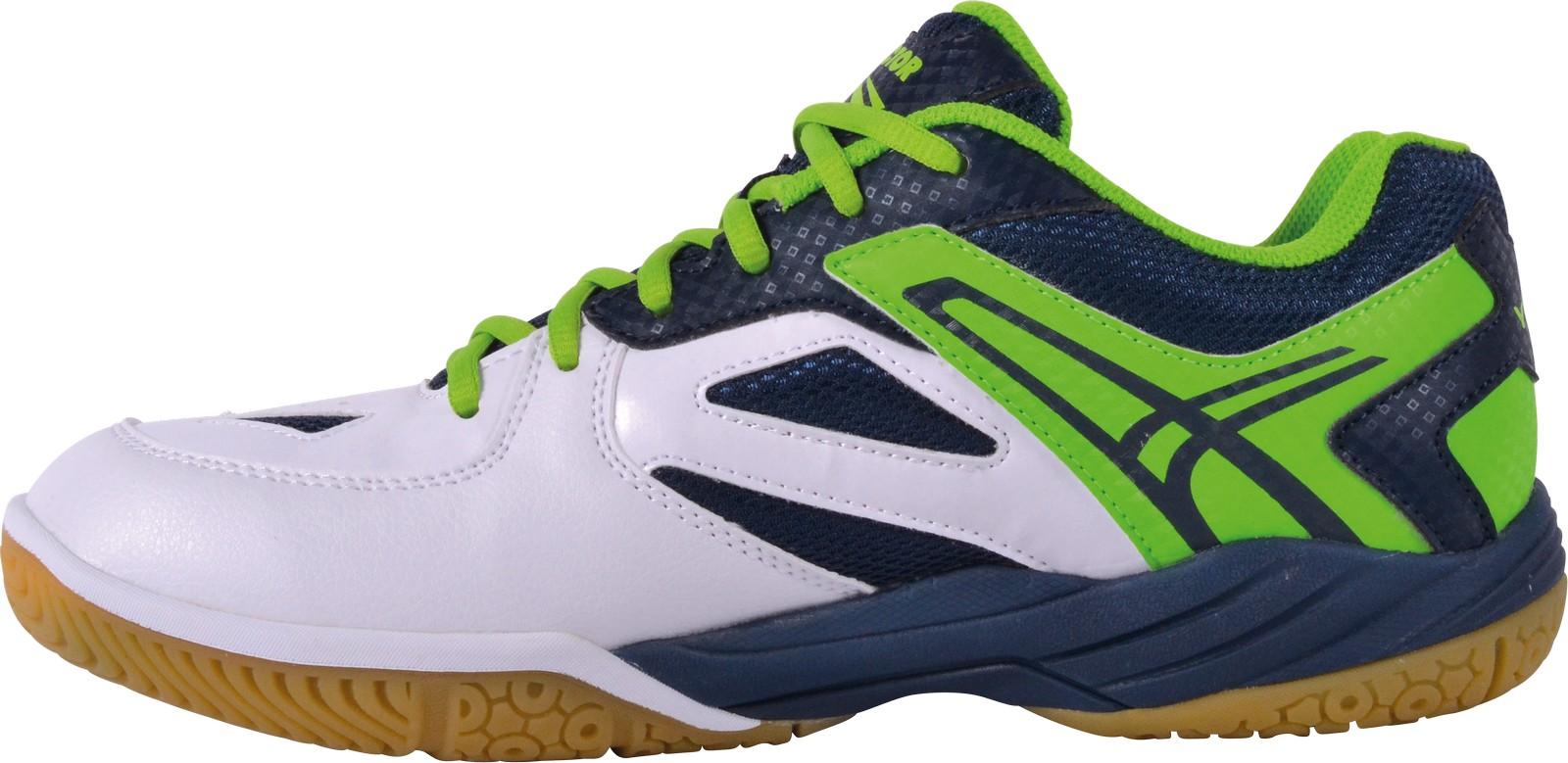 Details zu VICTOR A501 grün Badminton Squash Tischtennis Hallenschuh Sportschuh