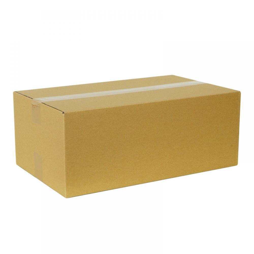 Faltkarton 1-wellig 500 x 300 x 200 mm; Karton; Pappkarton; Versandkarton