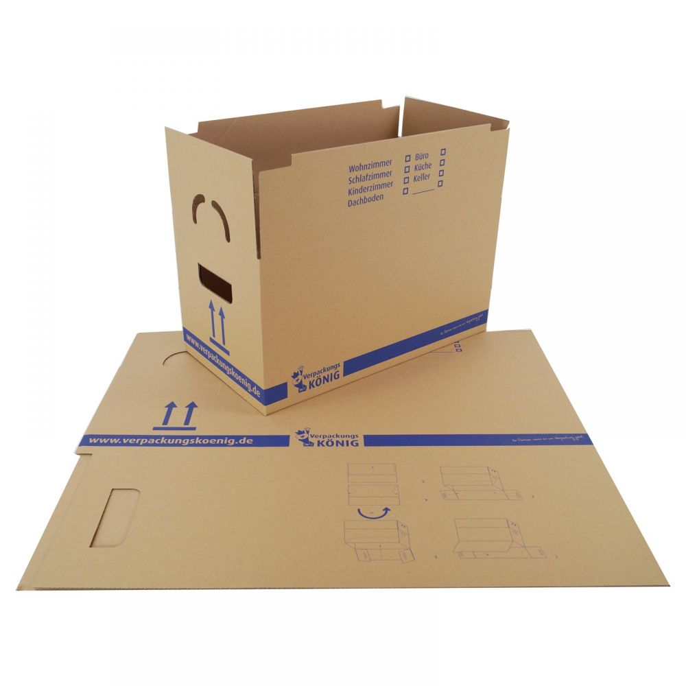 300 Umzugskartons  Volumen Umzugskarton 70L UK Umzug Kartons Kisten