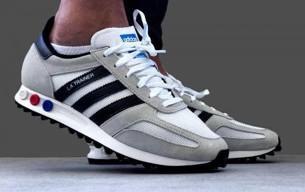 cheap for discount c3896 ef6d4 Adidas LA TRAINER OG BY9322
