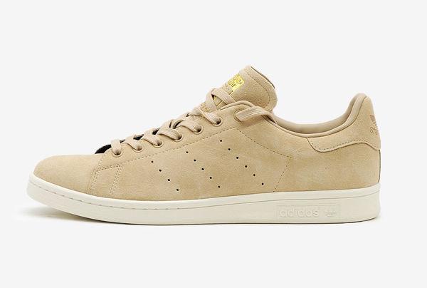 Adidas Stan Smith Linen KhakiOff White BB0039