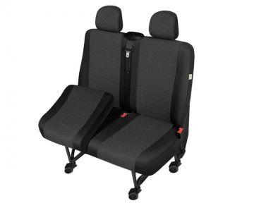 RIG Passgenau Gummifußmatten Opel Vivaro 3-Sitzer  ab 2014