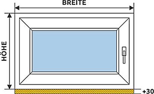 Kellerfenster-Kunststoff-Fenster-Dreh-Kipp-2-Fach-Verglasung-SOFORTLIEFERBAR Indexbild 15