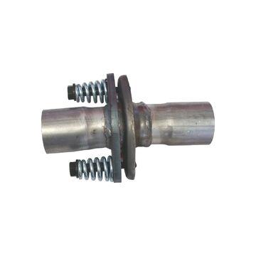 französischer Rohrverbinder Universal Reparatur Flansch 50mm Auspuff Rohr
