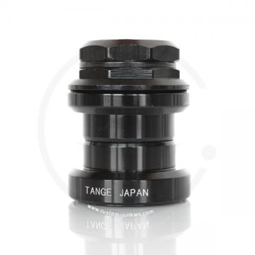 "Tange Seiki Falcon 1 1//8/"" Threaded Headsetsilver or black"