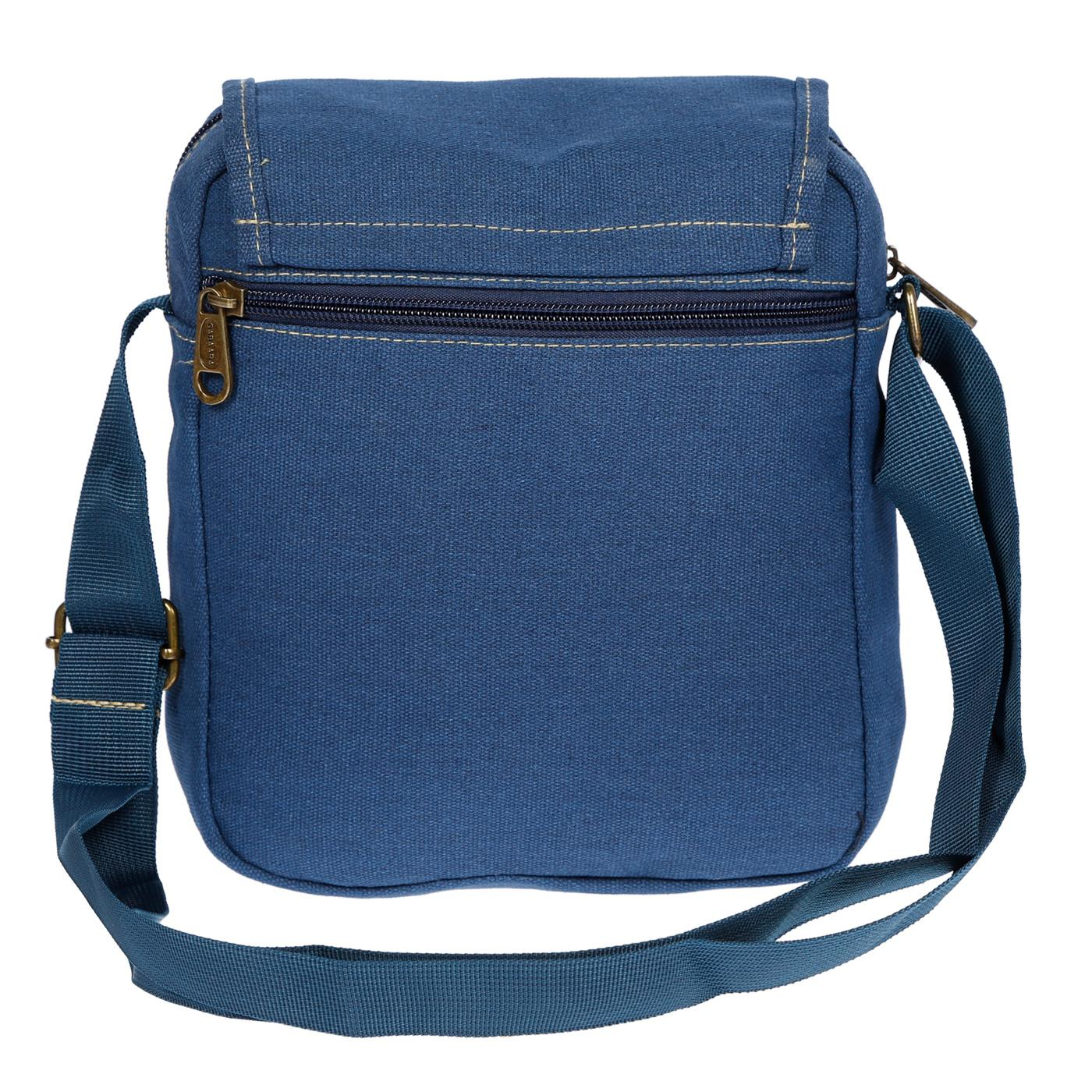 Damen-Herren-Tasche-Canvas-Umhaengetasche-Schultertasche-Crossover-Bag-Handtasche Indexbild 34