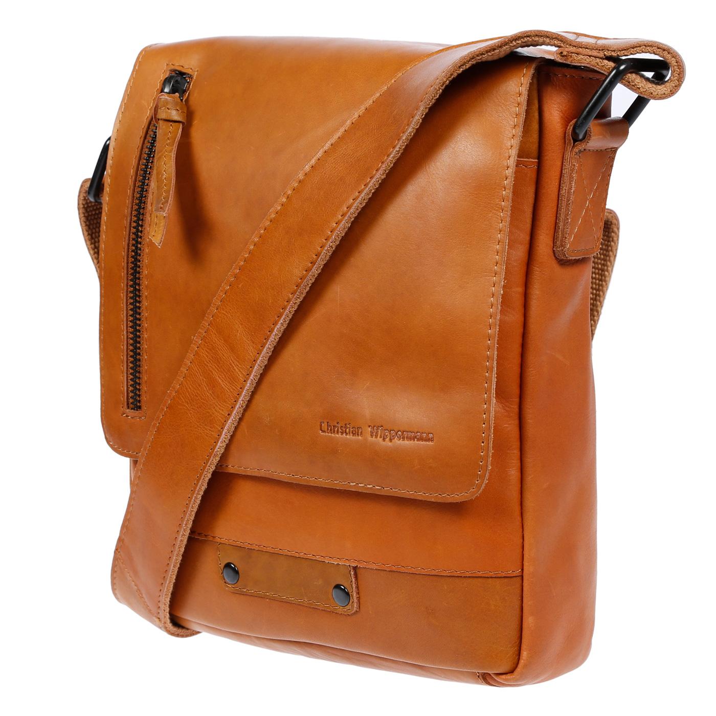 Echt-Leder-Herren-Damen-Umhaengetasche-Tasche-RFID-Schutz-Schultertasche-Umhaenger Indexbild 28