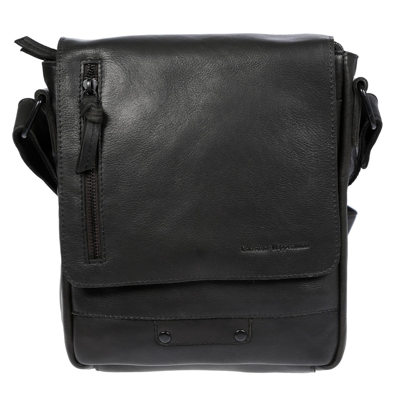 Echt-Leder-Herren-Damen-Umhaengetasche-Tasche-RFID-Schutz-Schultertasche-Umhaenger Indexbild 14