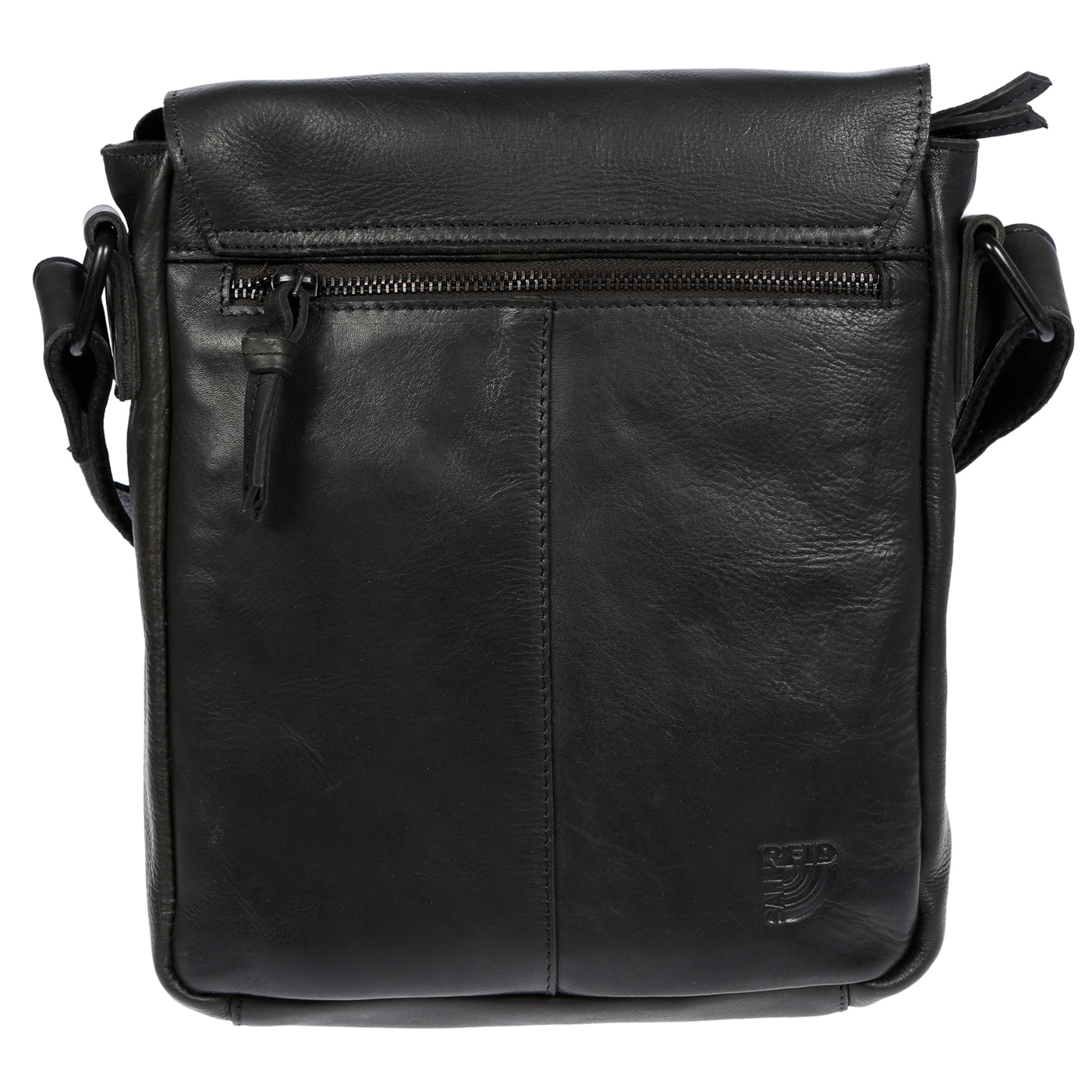 Echt-Leder-Herren-Damen-Umhaengetasche-Tasche-RFID-Schutz-Schultertasche-Umhaenger Indexbild 17