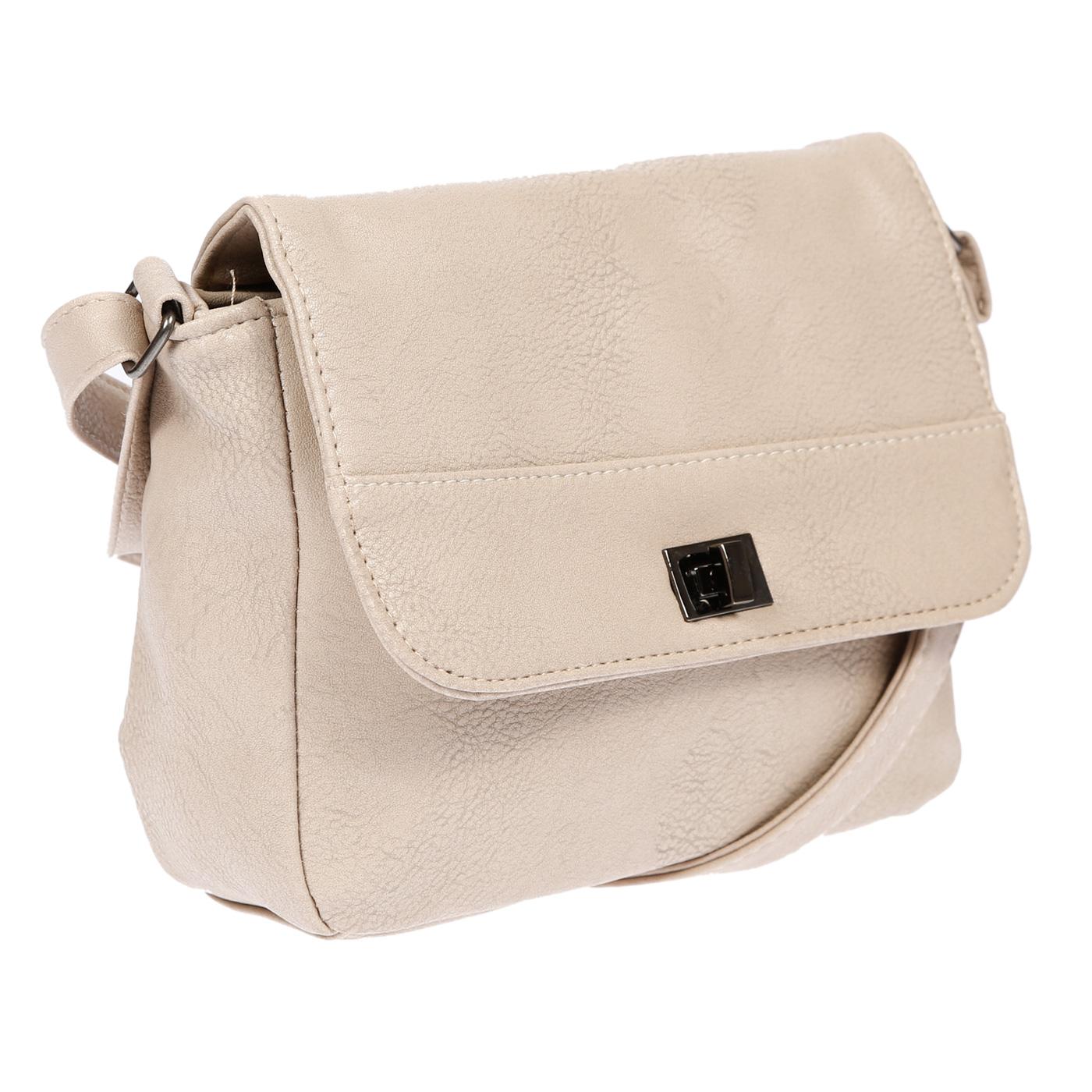 Kleine-Damen-Tasche-Umhaengetasche-Schultertasche-Crossover-Bag-Leder-Optik-NEU Indexbild 22