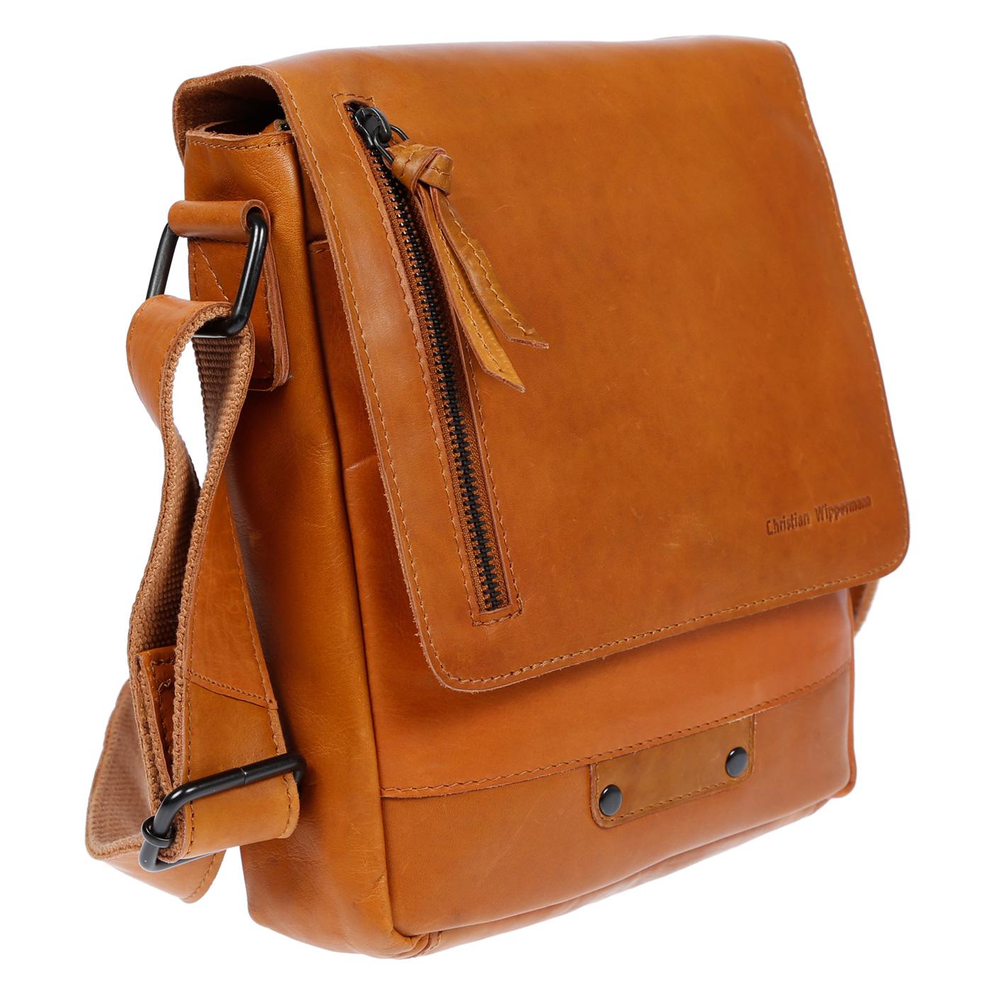 Echt-Leder-Herren-Damen-Umhaengetasche-Tasche-RFID-Schutz-Schultertasche-Umhaenger Indexbild 27