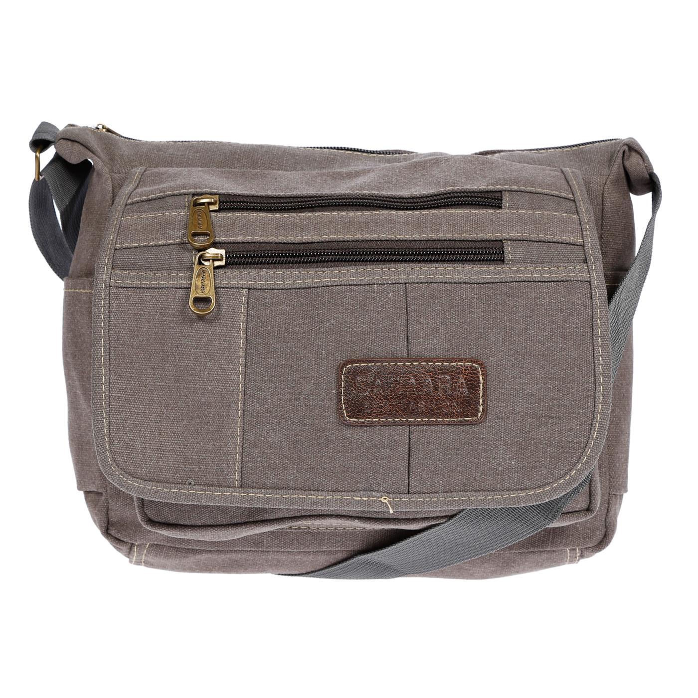 Damen-Tasche-Canvas-Umhaengetasche-Schultertasche-Crossover-Bag-Damenhandtasche Indexbild 32
