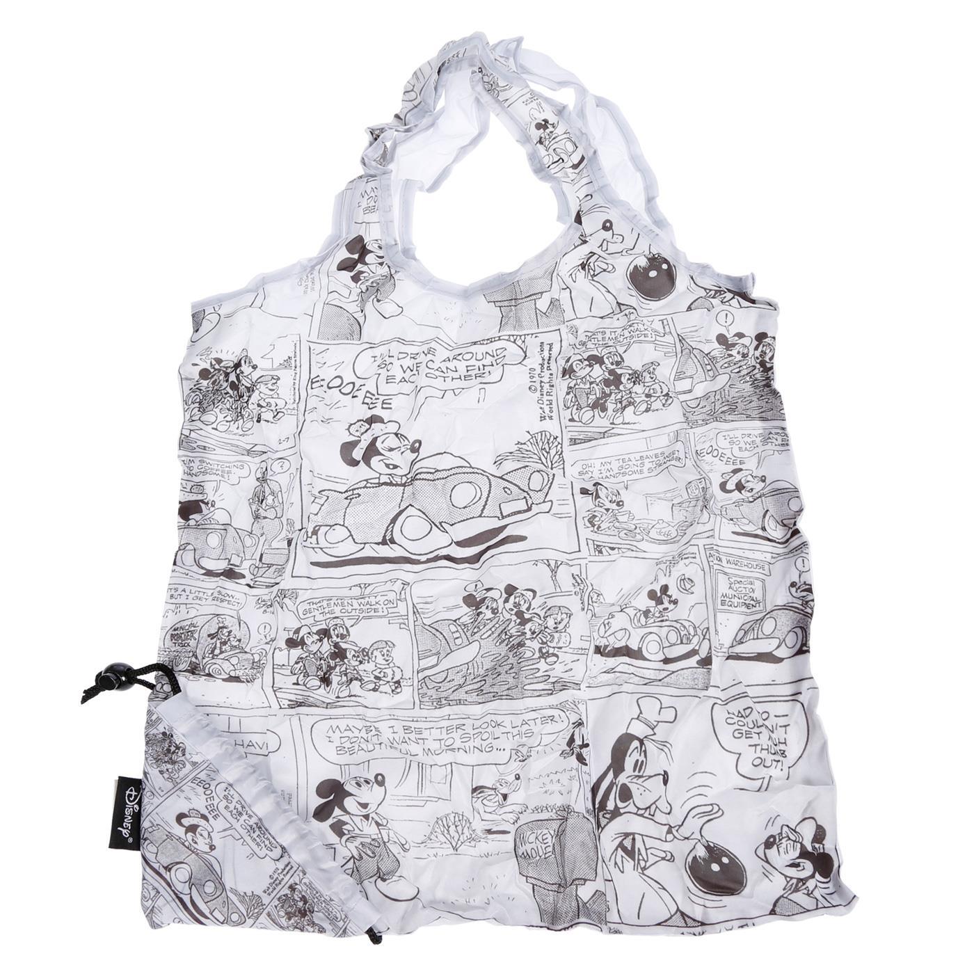 Faltbare Einkaufstasche Walt Disney Mickey Mouse Einkaufsbeutel Tasche Shopper