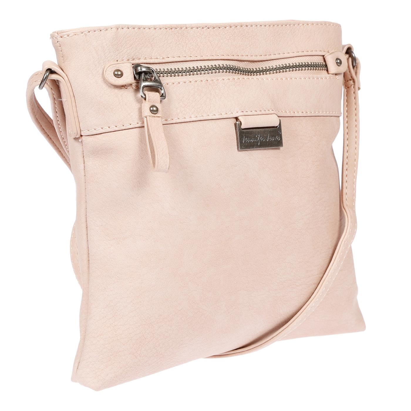 Damen-Handtasche-Umhaengetasche-Schultertasche-Tasche-Leder-Optik-Schwarz-Weiss Indexbild 24