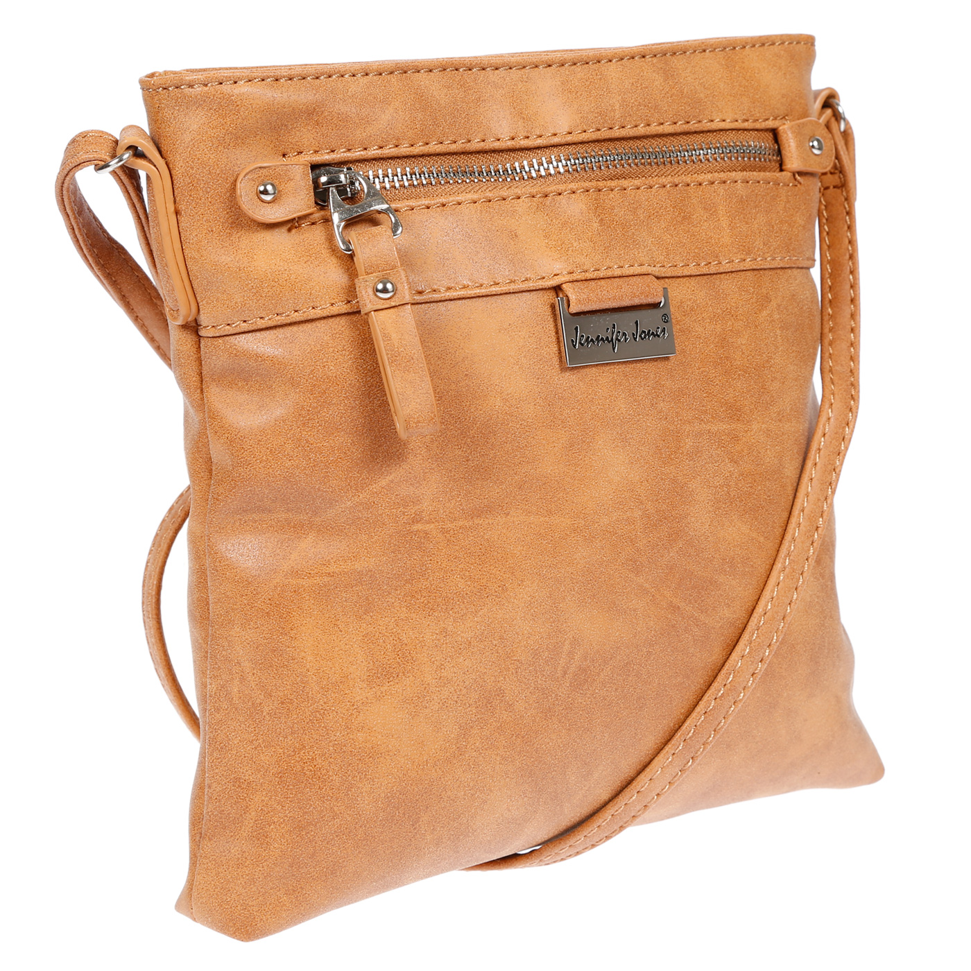 Damen-Handtasche-Umhaengetasche-Schultertasche-Tasche-Leder-Optik-Schwarz-Weiss Indexbild 31