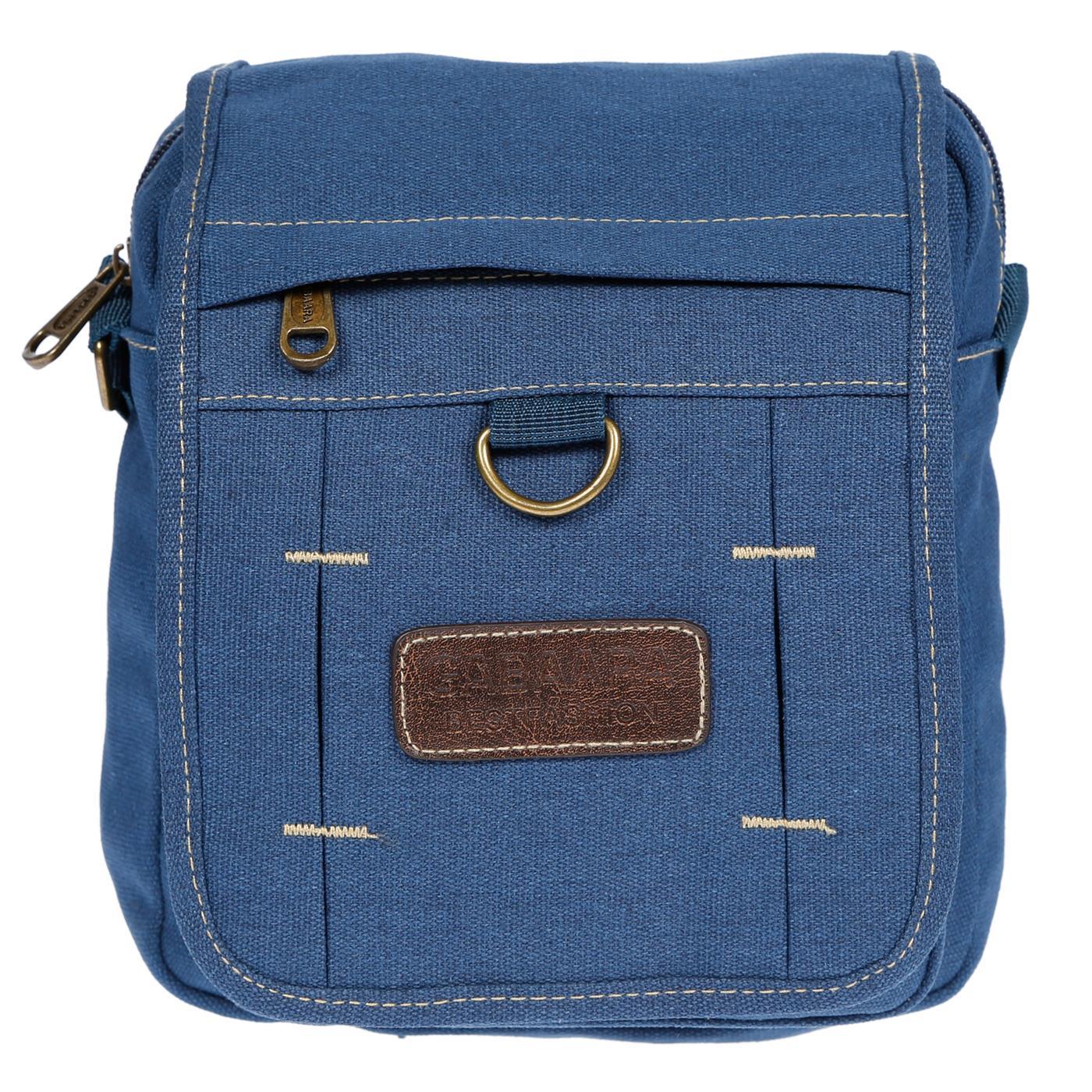 Damen-Herren-Tasche-Canvas-Umhaengetasche-Schultertasche-Crossover-Bag-Handtasche Indexbild 32