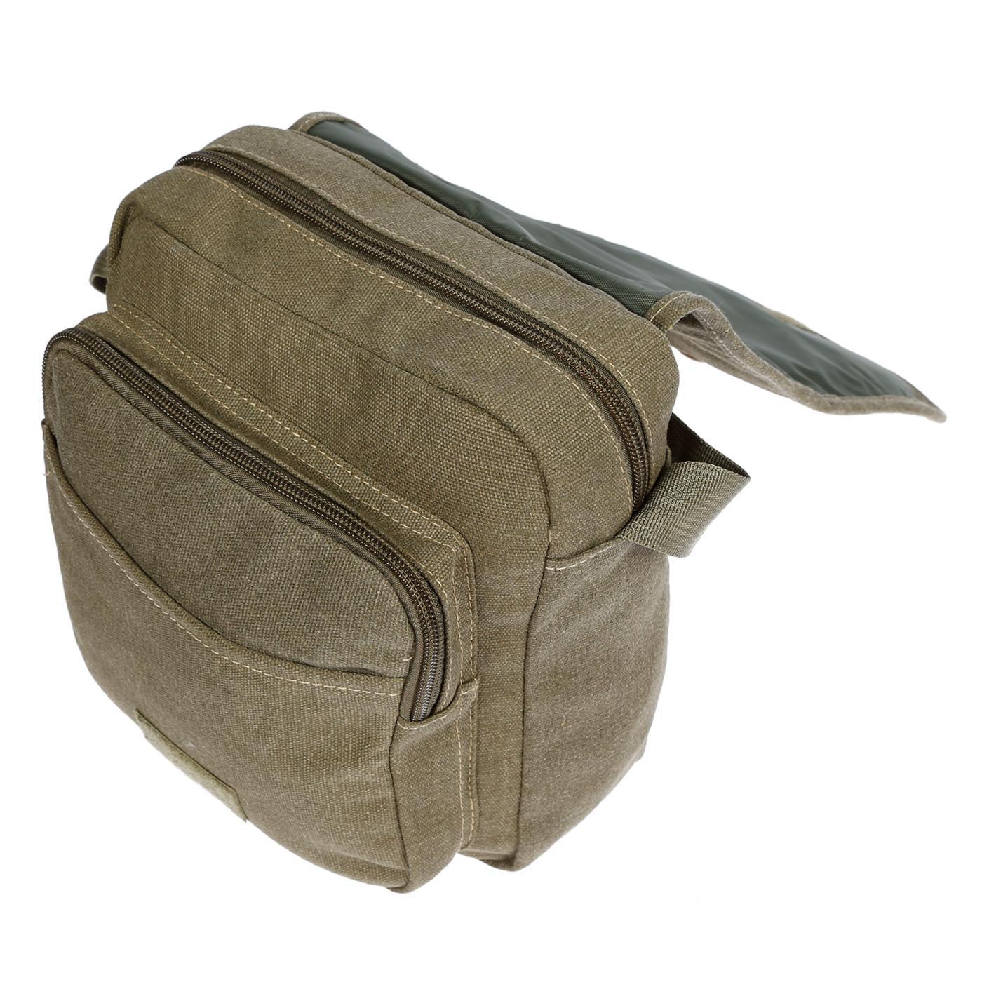 Damen-Herren-Tasche-Canvas-Umhaengetasche-Schultertasche-Crossover-Bag-Handtasche Indexbild 40