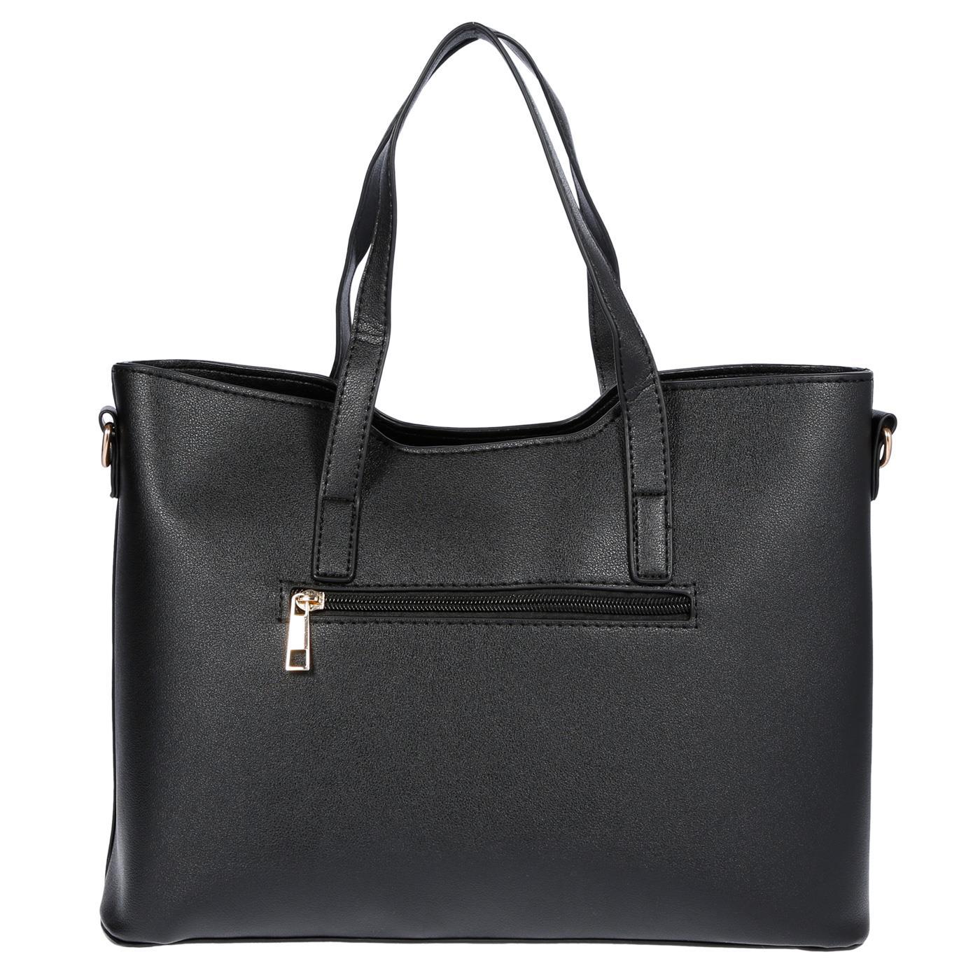Kossberg-Damen-Tasche-Henkeltasche-Schultertasche-Umhaengetasche-Leder-Optik-Bag Indexbild 16