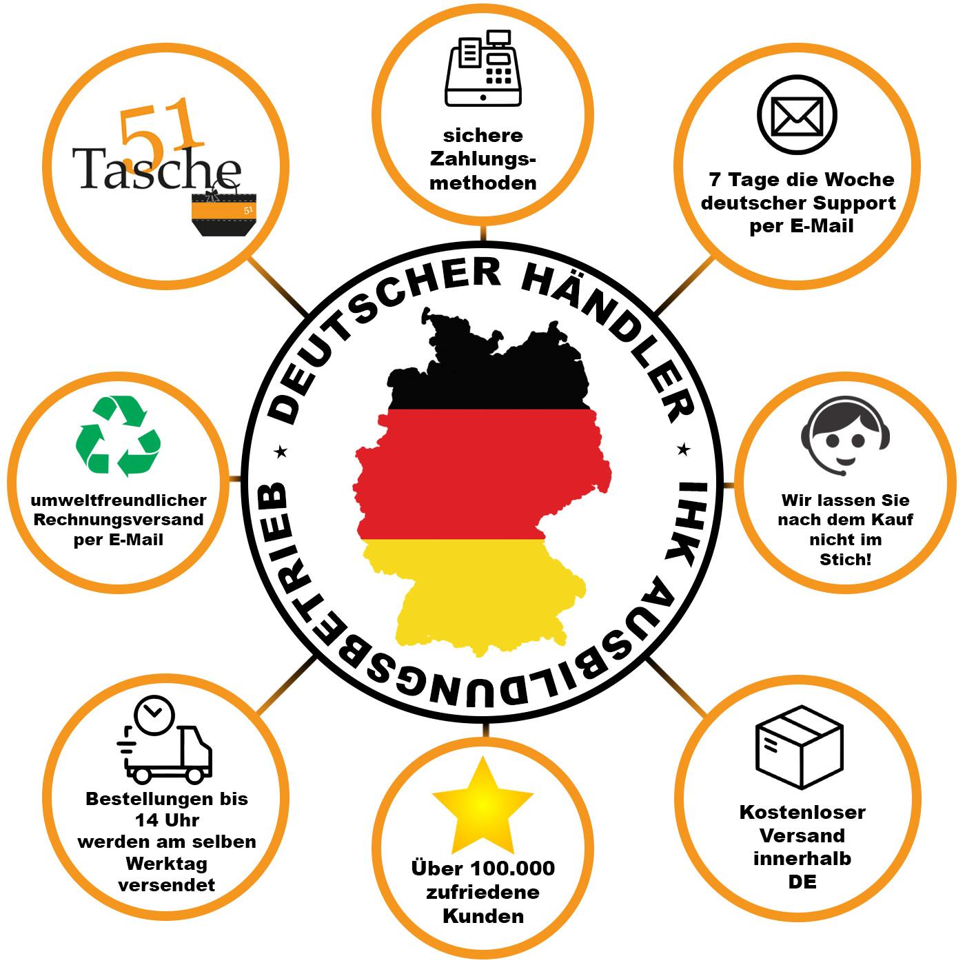 Damen-Handtasche-Umhaengetasche-Schultertasche-Tasche-Leder-Optik-Schwarz-Weiss Indexbild 15