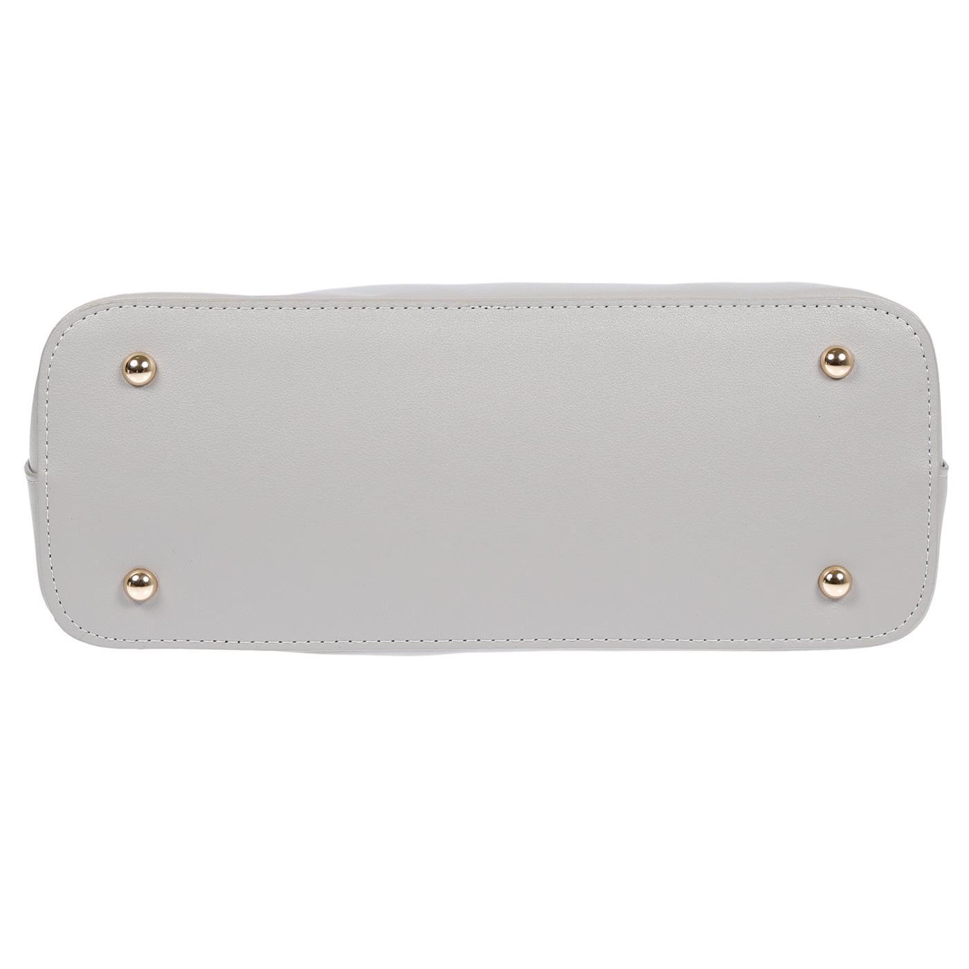 Kossberg-Damen-Tasche-Henkeltasche-Schultertasche-Umhaengetasche-Leder-Optik-Bag Indexbild 52