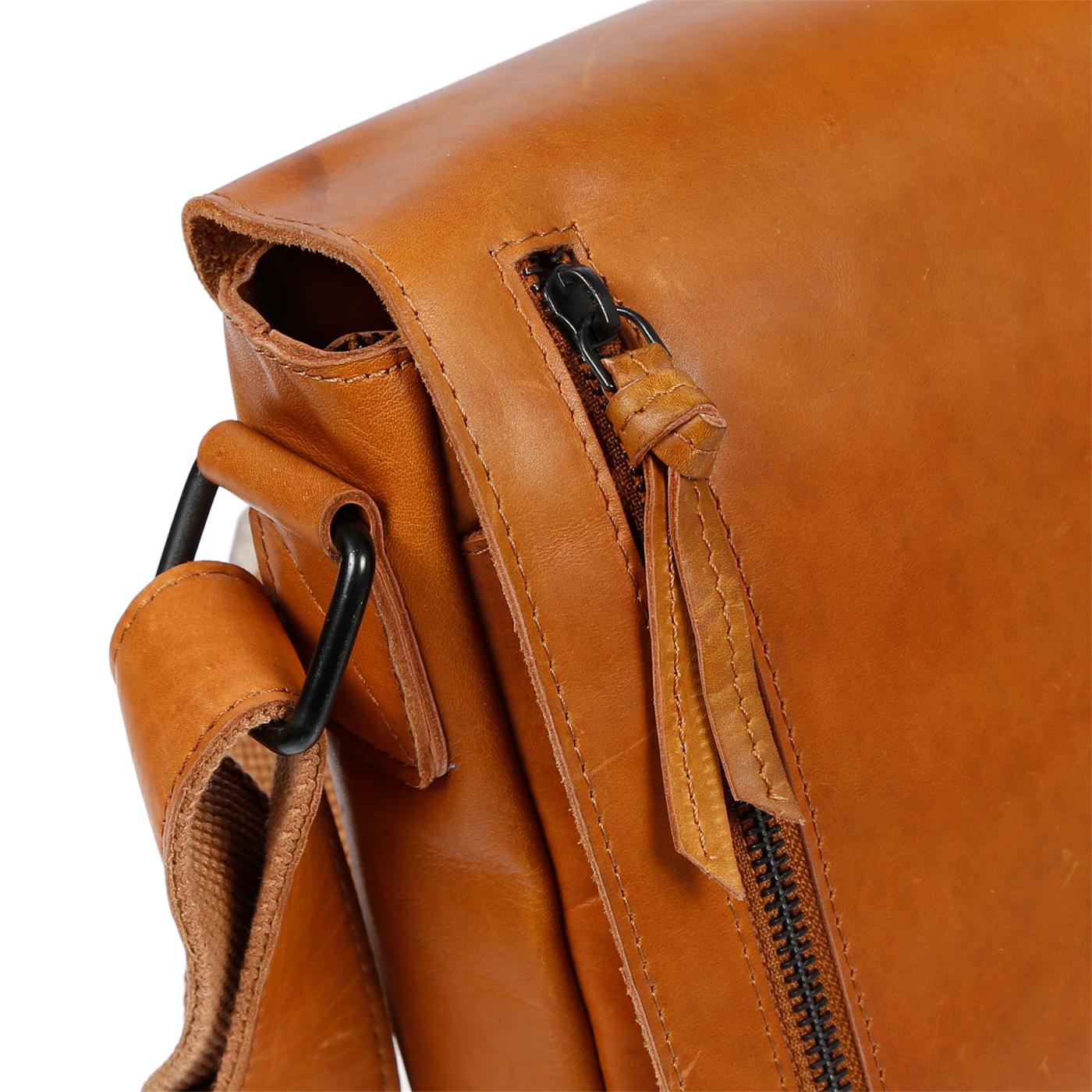 Echt-Leder-Herren-Damen-Umhaengetasche-Tasche-RFID-Schutz-Schultertasche-Umhaenger Indexbild 34