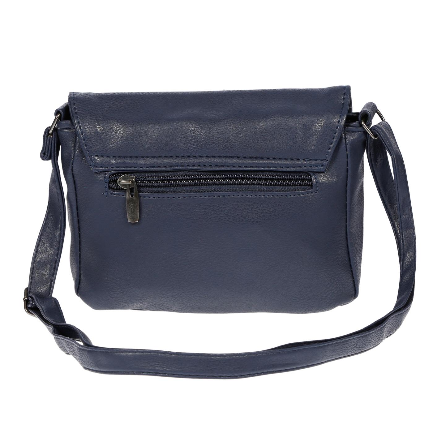 Kleine-Damen-Tasche-Umhaengetasche-Schultertasche-Crossover-Bag-Leder-Optik-NEU Indexbild 40