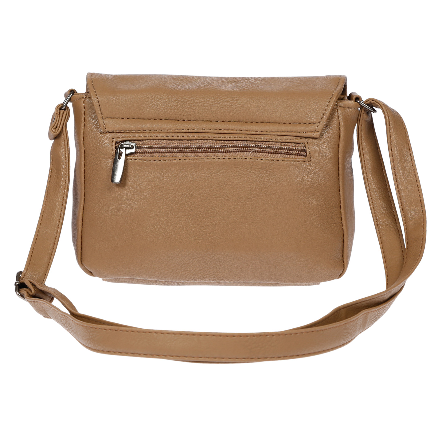 Kleine-Damen-Tasche-Umhaengetasche-Schultertasche-Crossover-Bag-Leder-Optik-NEU Indexbild 32