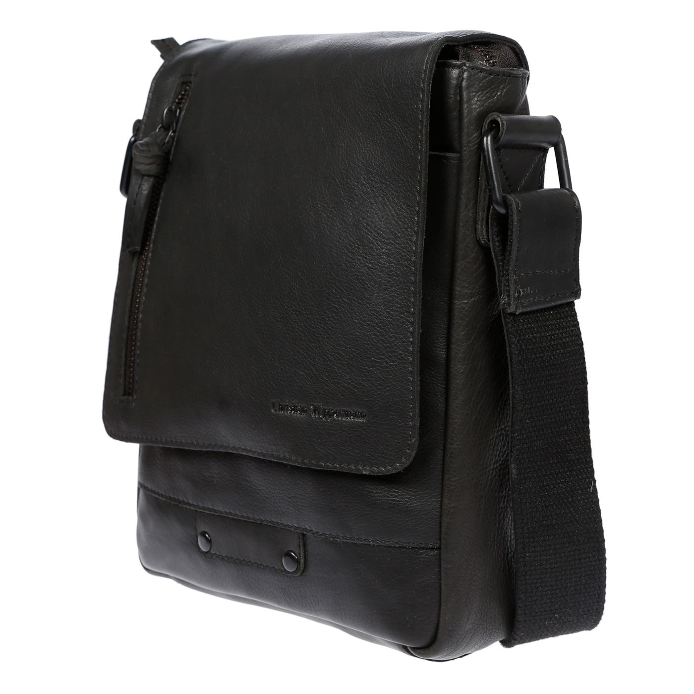 Echt-Leder-Herren-Damen-Umhaengetasche-Tasche-RFID-Schutz-Schultertasche-Umhaenger Indexbild 15