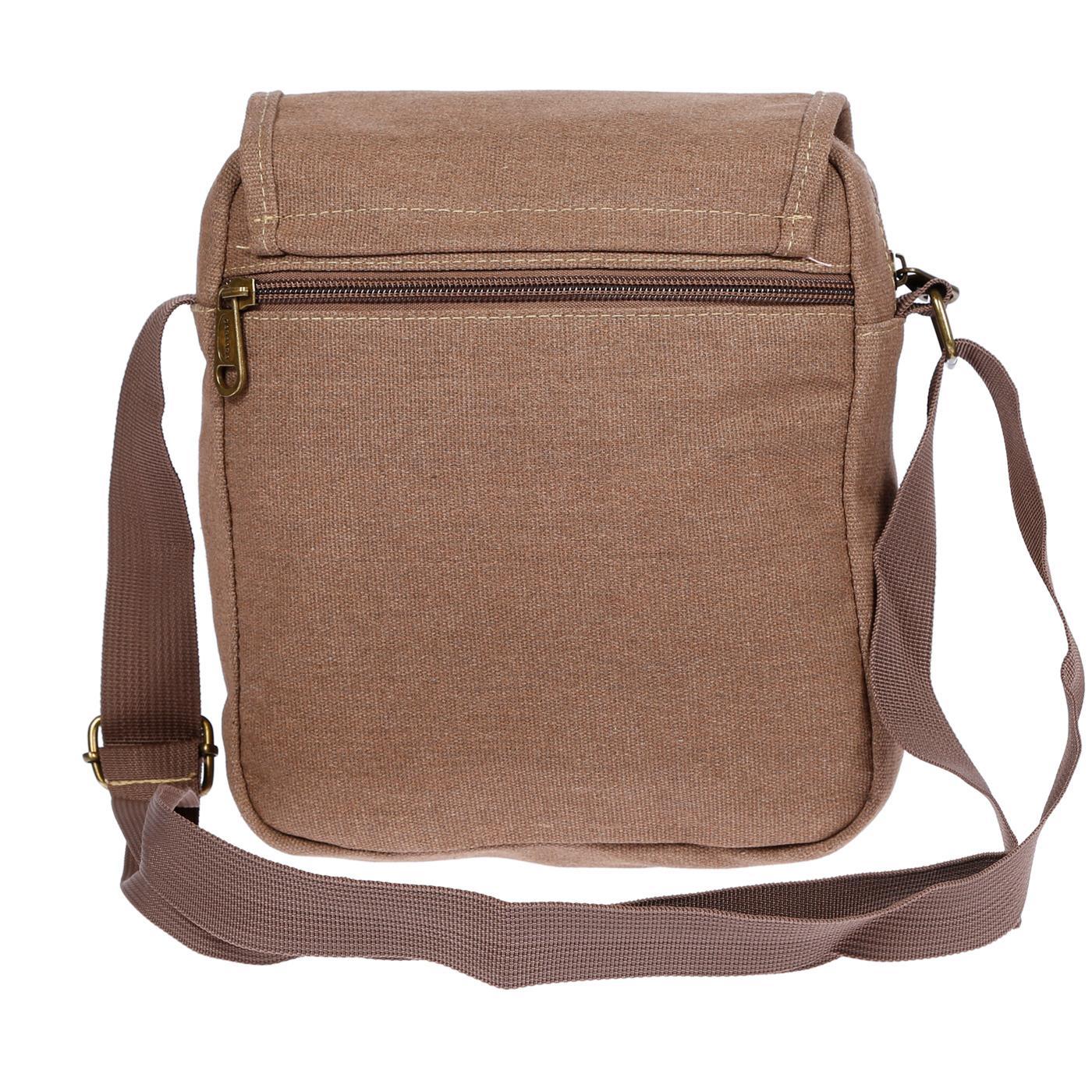 Damen-Herren-Tasche-Canvas-Umhaengetasche-Schultertasche-Crossover-Bag-Handtasche Indexbild 24