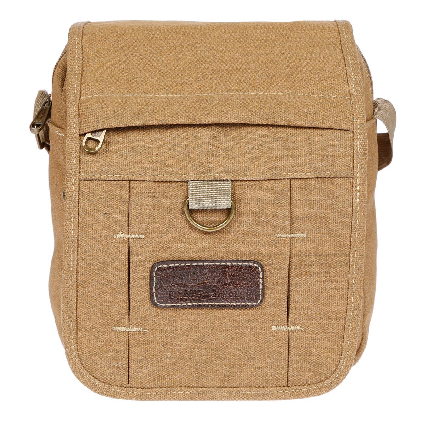Damen-Herren-Tasche-Canvas-Umhaengetasche-Schultertasche-Crossover-Bag-Handtasche Indexbild 27