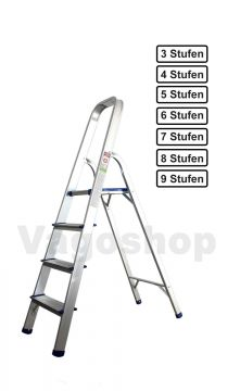Extrem Leiter Haushaltsleiter 3 - 9 Stufen Mehrzweckleiter YU73