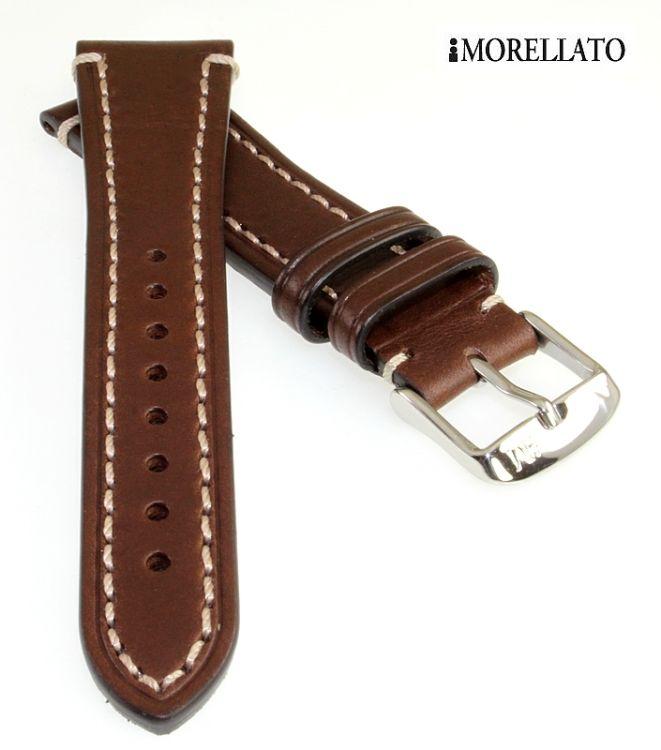 Faltschließe Silikon Uhrenarmband Modell Rhodos-FS schwarz 22 mm
