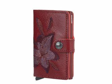 Geldbörsen & Etuis Secrid Miniwallet Cardprotector Rfid Kartenbörse Geldbörse Original Bordeaux