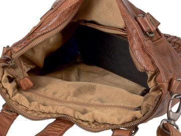 d16a44bfef464 Bear Design Handtasche Damen Tasche Leder Schultertasche Shopper